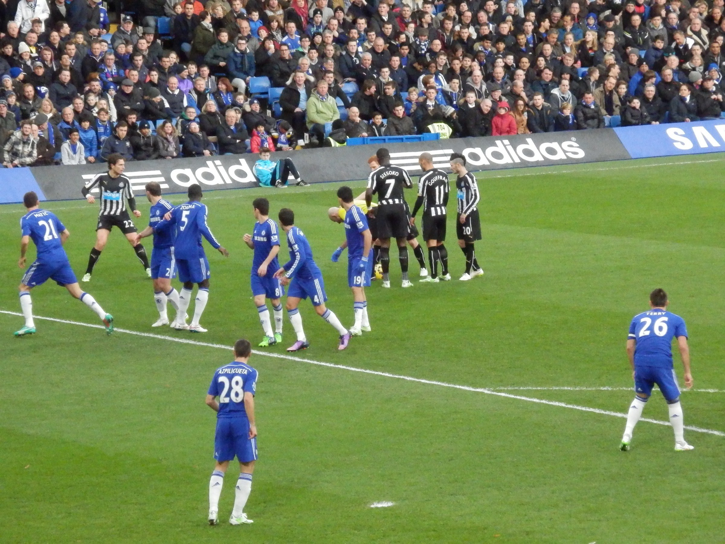 Manchester City Fc And Chelsea: Chelsea FC Vs Manchester City FC