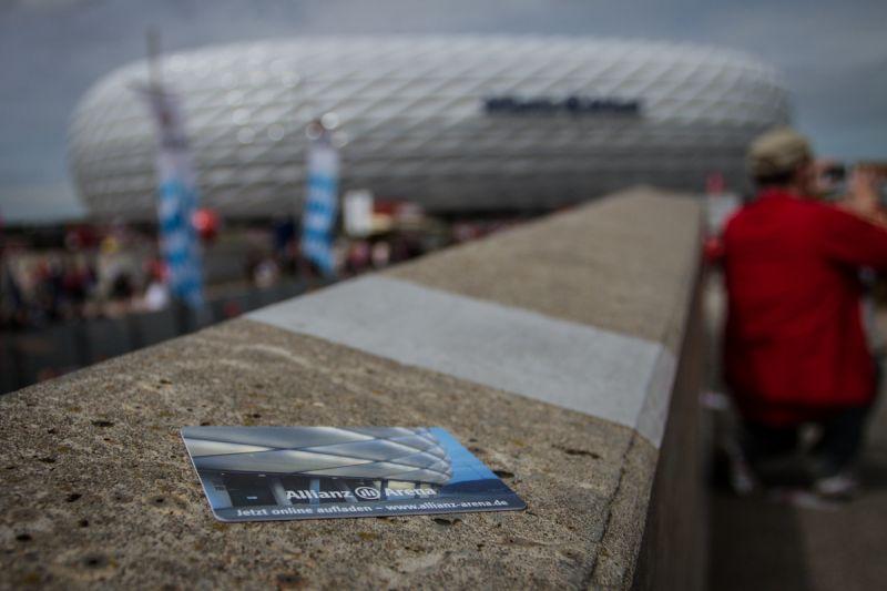 Arena Card - Sportsen.cz