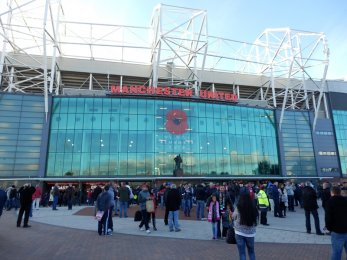 Manchester United vs Arsenal FC - Old Trafford
