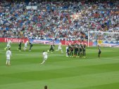 Real Madrid vs Cordoba -