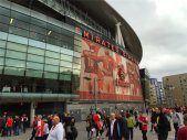 Arsenal FC vs Hull City -